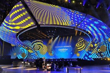 The second semi-final of Eurovision 2017 starts in Kyiv