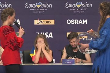 Eurovision 2017: Draw of second semi-final qualifiers held