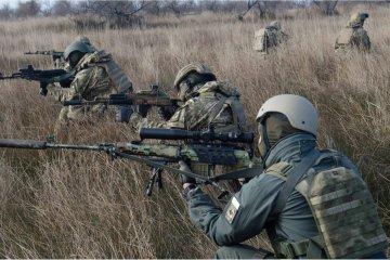 Konfliktgebiet der Ostukraine: Waffenruhe 36 Mal gebrochen