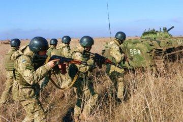 ATO: Militantes concentran la mayoría de sus ataques en la región de Lugansk