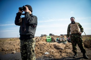 ATO: El enemigo realiza 25 ataques contra las posiciones del ejército ucraniano