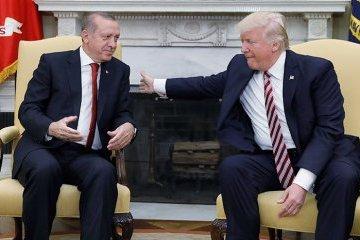 Трамп пообещал не вводить дополнительные санкции против Турции