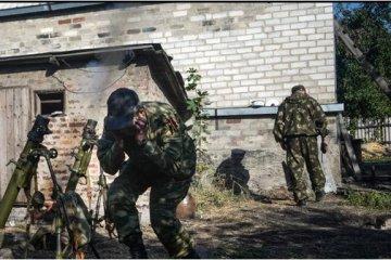 Les combattants pro-russes ont tiré sur le village de Zalizne, une civile a été blessée