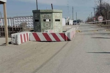 Hnutove checkpoint in Donbas resumes operation