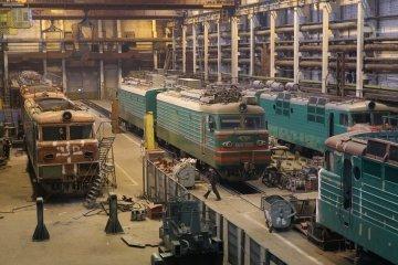 国家汚職対策局、国鉄ウクルザリズニツャ社幹部等7名に汚職容疑を伝達