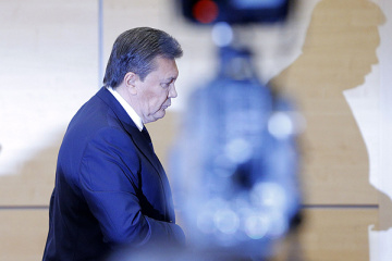Ianoukovitch a été hospitalisé à Moscou