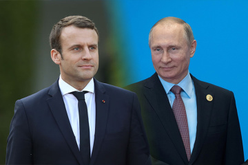 Normandy Four summit to take place in coming weeks, Macron hopes