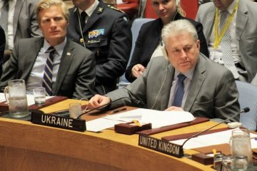 Decision-making process on UN peacekeeping mission in Donbas to take long time – Yelchenko