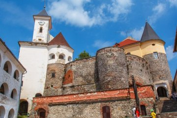 « Carpates Fest » se déroulera dans le chateau de Moukatcheve