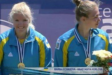 Кубок мира по гребле: Украинцы выигрывают три комплекта наград
