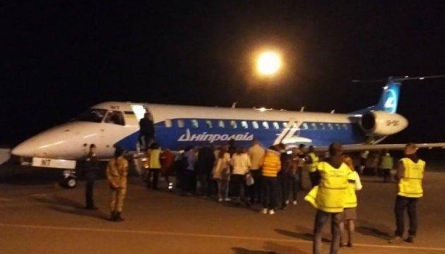 Відкрився авіамаршрут з Чернівців до Італії