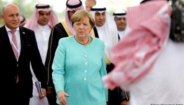 Ангелу Меркель назвали
