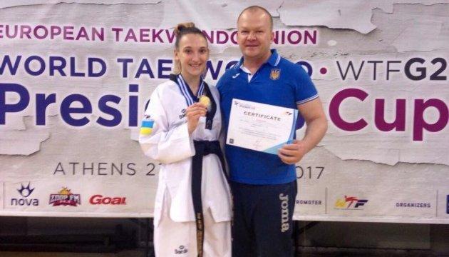 Українці здобули 4 медалі на престижному турнірі з тхеквондо у Греції