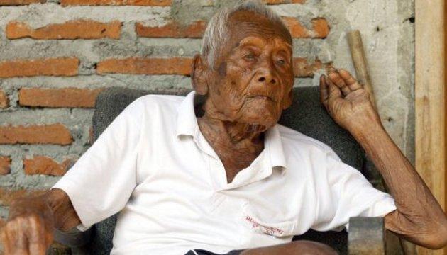 В Індонезії помер найстаріший житель Землі