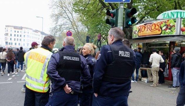 Перші затримані в ході демонстрацій у Берліні