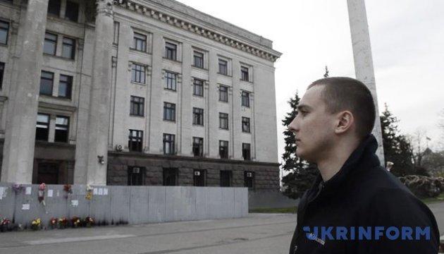 Нападение на Стерненко: полиция рассказала о состоянии активиста