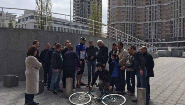 Кличко: Обновленный велотрек будет открыт 20 мая