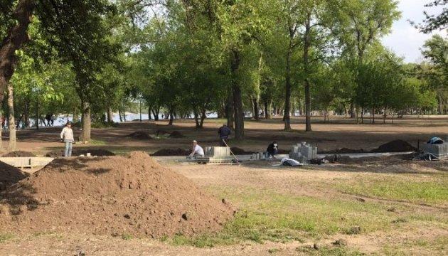 Кличко: Ко Дню Киева откроем парк «Наталка» на Оболони