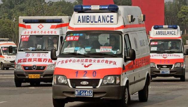 У ДТП на півдні Китаю постраждало більш як 30 дітей