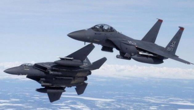 Винищувачі Бельгії перехоплювали літаки РФ над Балтикою