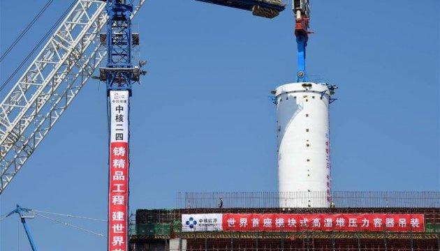 Китай замість вугільних ТЕС будуватиме