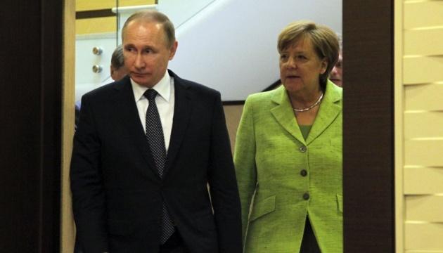 Меркель надеется на перемирие на Донбассе к началу учебного года