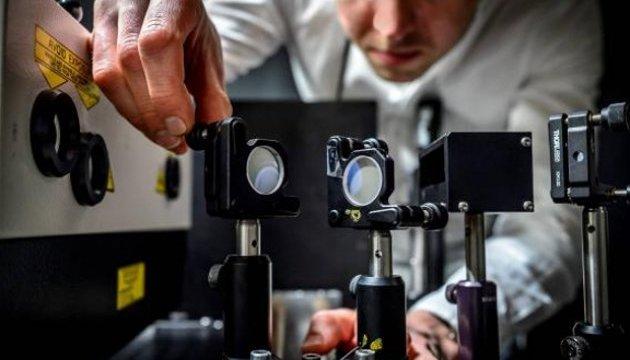 Шведи створили камеру, яка знімає трильйони кадрів за секунду