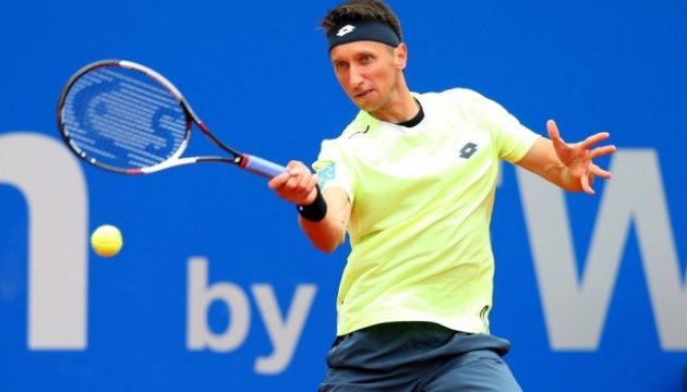 Стаховський і Молчанов програли свої матчі на турнірі у Самарканді