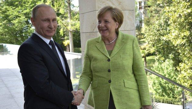 Німецький журнал назвав Путіна собакою, РФ вимагає вибачень