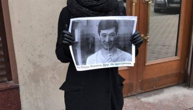 В Москве снова задержали корреспондента