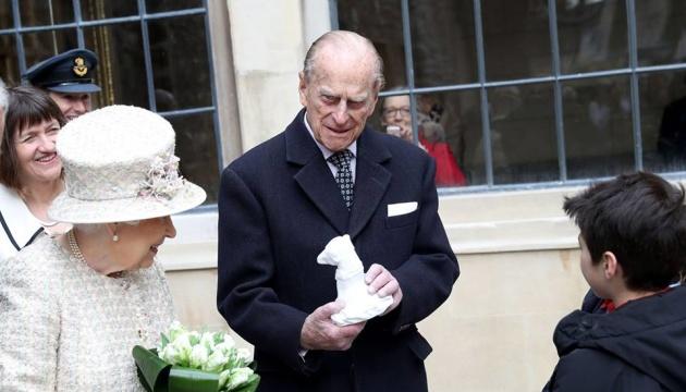 Муж Елизаветы II сегодня в последний раз выступит публично