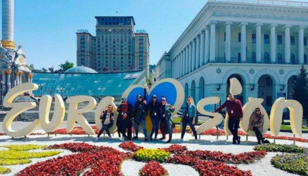 участники евровидения 2017 список от украины