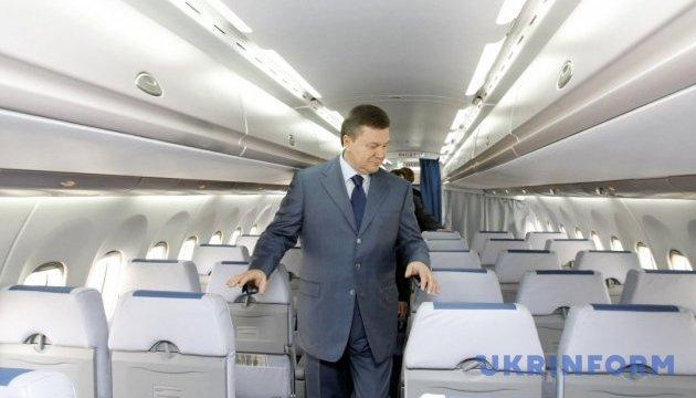 Аеропорт Бельбек у лютому-2014 готувався прийняти Януковича – свідок