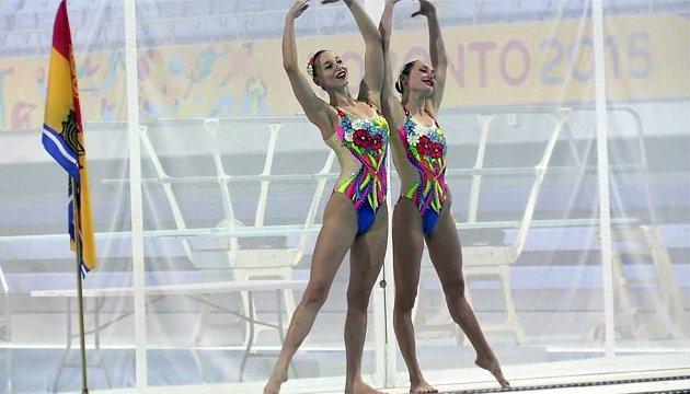 """Украинки выиграли все """"золото"""" Мировой серии по синхронному плаванию в Торонто - Цензор.НЕТ 5507"""