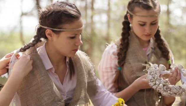 Діти з АТО зняли фільм про шлях до щастя