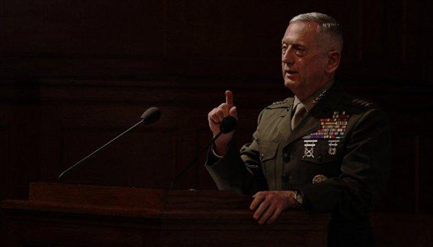 Министр обороны США поддержал целостность Украины