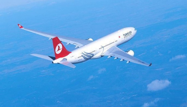 Turkish Airlines увеличила количество рейсов Львов-Стамбул