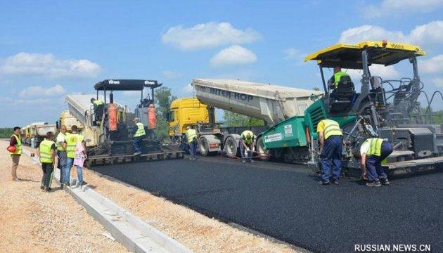 Укравтодор закупит европейские технологии ремонта дорог