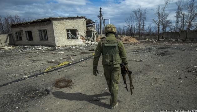 Доба в АТО: бойовики випустили 40 мін по Авдіївській промзоні