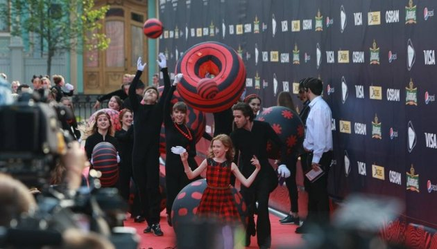 Eurovision Red Carpet and Opening Ceremony starts in Kyiv