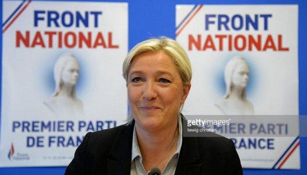 Партія Ле Пен опинилася під загрозою розколу - ЗМІ