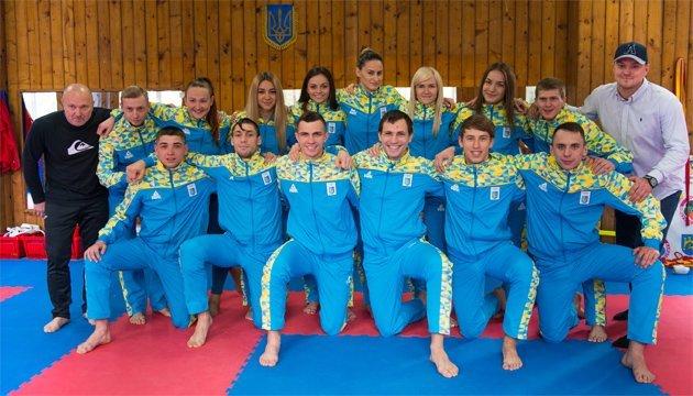 Збірна України з карате здобула 6 престижних нагород на чемпіонаті Європи