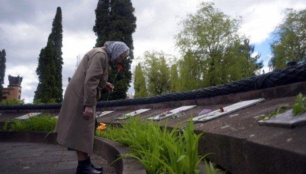 У Львові 9 травня відзначають без радянської символіки