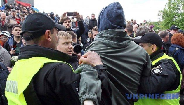 Кількість затриманих у Києві зросла до 31