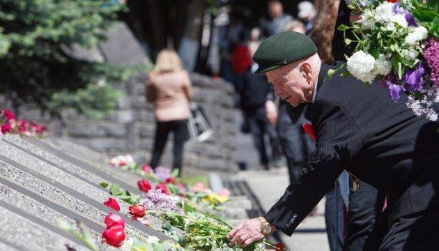L'Ukraine célèbre le Jour de la Victoire sur le nazisme et la fin de la Seconde Guerre mondiale