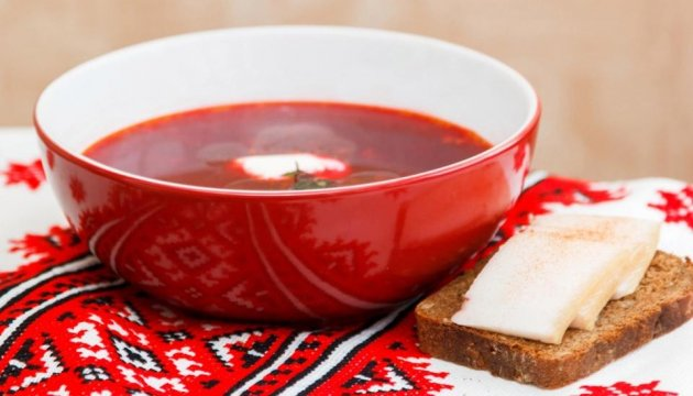 Ukraine's retail prices for 'borsch' vegetables and meat increased in May