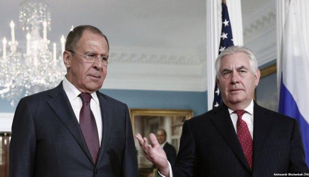 Лавров і Тіллерсон зустрінуться у Відні, щоб обговорити Україну, Сирію і КНДР