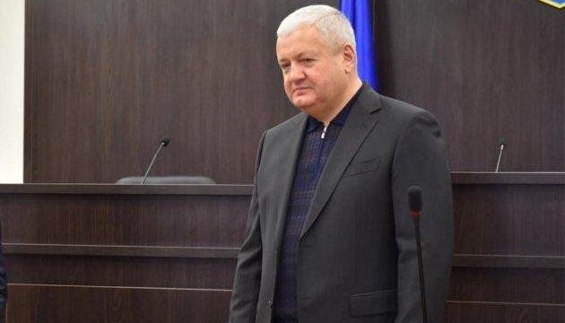 Князєв  представив нового керівника поліції Дніпропетровщини