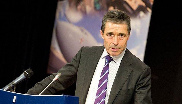 ЄС має визначити чіткі перспективи євроінтеграції України - Расмуссен