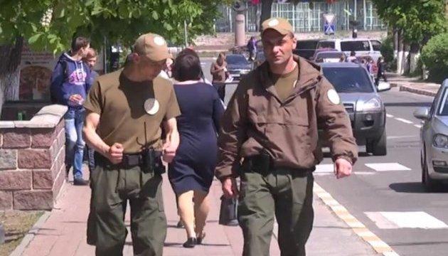 На Київщині бійці АТО долучились до патрулювань вулиць